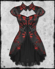 Hell Bunny -- Ruka dress I f only this dress didn't cost so much