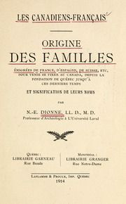 Origins of french canadian families Library Page, My Ancestry, Urbana Champaign, Family Research, Exploration, Family Roots, Canada, Free Text, University Of Toronto