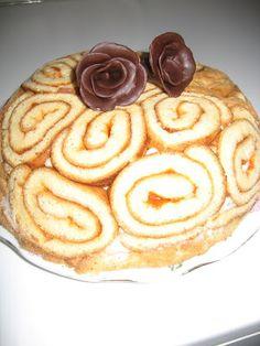 Gesztenye Charlotte | Borsó receptjei Winter Food, Baking, Breakfast, Cake, Morning Coffee, Bakken, Kuchen, Backen, Torte