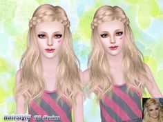 Emma's Simposium: Free Hair Pack #68 By Skysims - Donated/Gifted!!!