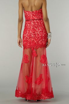 Get your Alyce Paris Prom Dresses 2015 at Bridal & Formal by RJS, the best Prom Dress Store.