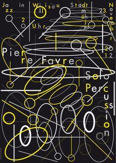 Niklaus Troxler, 2012 - Pierre Favre Solo Percussion