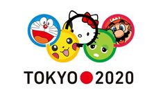 Oborududu says Tokyo 2020 Olympics gold now her target - 2020 Olympics, Tokyo Olympics, Summer Olympics, Nagano, Doraemon, Olympic Logo, Hello Kitty, Green Characters, Nintendo