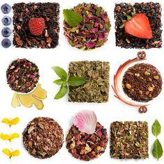 Tazo Tea - love all the flavors