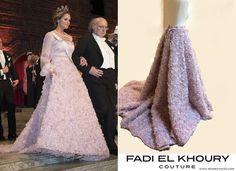 Princess Madeleine in Fadi el Khoury