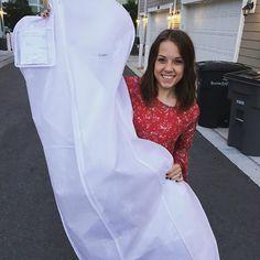 GOT MY WEDDING DRESS
