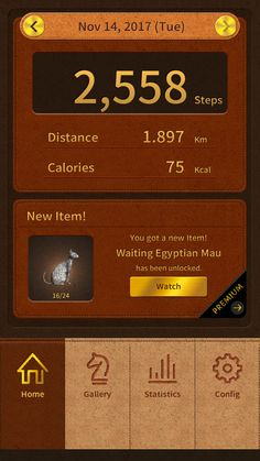 Fitness-App - The Walking Collector im Test