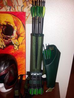 green Arrow props                                                                                                                                                                                 More