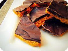 maple. YUM! chocolate. YUM!