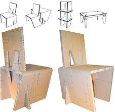 cardboard furniture tutorial - Google Search