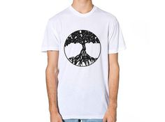 Tree Of Life T Shirt Tree Of Life Apparel by JoellesEmporium