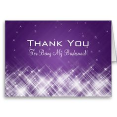 ==>Discount          Thank You Bridesmaid Glamorous Sparks Purple Cards           Thank You Bridesmaid Glamorous Sparks Purple Cards in each seller & make purchase online for cheap. Choose the best price and best promotion as you thing Secure Checkout you can trust Buy bestDiscount Deals     ...Cleck Hot Deals >>> http://www.zazzle.com/thank_you_bridesmaid_glamorous_sparks_purple_cards-137838374261175643?rf=238627982471231924&zbar=1&tc=terrest