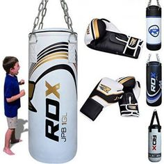 RDX Kids 2FT Punching Bag Sports Toys, Kids Sports, Best Punching Bag, Kids Bags, Stuff To Buy
