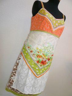 apron dress by funandgames