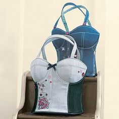 Corset Bra Bags- going to try to make something like this out of my prom dress! Burberry Handbags, Handbags Online, Handbags On Sale, Purses And Handbags, Purses Online, Dior Handbags, Gucci Purses, Gucci Bags, Unique Purses