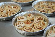 pioneer woman's cinnamon rolls - ridiculous quantity, but recipe (and method) seems absolutely FAB  must try + give away many many cinnamon rolls