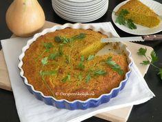 Hartig groentebrood- Kies een groente uit het seizoen en zo geef je dit broodje elke keer weer een andere draai.