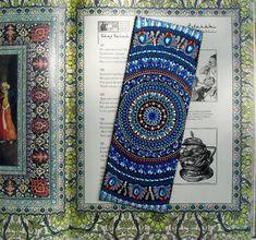 Bookmarks, Notebooks, Passport covers by DecorPoint Mandala Painting, Dot Painting, Mandela Stones, Mandala Book, Custom Bookmarks, D Book, Leather Bookmark, Book Marks, Painting Leather