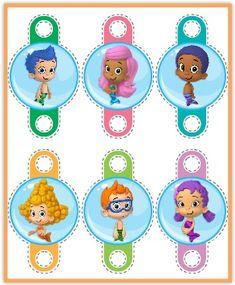 Free Printables, Bubble Guppies Jello Recipe and Nickelodeon Kids' Choice Awards