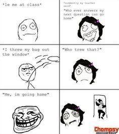 Hahahahahahahahaha I would soooooo do that!!!!