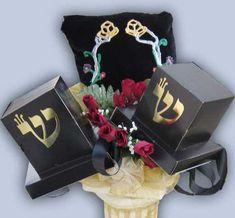 Bar Mitzvah centerpieces