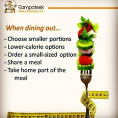 Here are some great tips on dining out!  Sorry I've been a bit MIA with posting- the holidays were super busy & we traveled a lot! Also, I'm in the third trimester now so that means more doctor's appointments & fun labs to make sure all is good for baby & me. Life is just busy, busy, busy right now so thank you to those of you that stuck around & been patient with the lack of posts, but I promise that I'll keep posting even when baby comes. It may be far & few in between, but I'm not…
