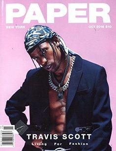 New Travis Scott Custom Hot Rap Music Star-Print Art Silk Poster Paper Magazine Cover, Magazine Wall, Magazine Covers, Vogue Magazine, Bedroom Wall Collage, Photo Wall Collage, Kylie Jenner, New Travis Scott, Hip Hop New