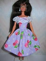 Risultati immagini per creare vestiti barbie tutorial