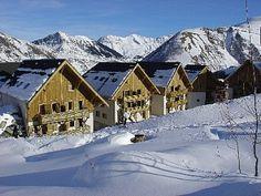 Résidence Les Fermes de St Sorlin à Saint Sorlin Appartement pour 6 personnes pour le #NouvelAn #Ski