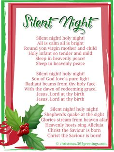 Christmas carols are one of the most important parts of Christmas tradition. Every year, in most parts of the world, people are singing Christmas carols [. Christmas Hymns Lyrics, Christmas Songs For Kids, Christmas Carols Songs, Christmas Sheet Music, Christmas Activities, Christmas Love, Christmas Traditions, All Things Christmas, Christmas Holidays