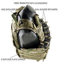 HSGI Woosatch Plate Carrier