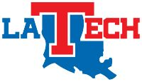 Louisiana Tech Bulldogs Football Team logo