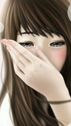 icu ~ Pin on anime ~ - Cry like there's no tomorrow,smile like you never been hurt Sad Girl Drawing, Cartoon Girl Drawing, Girl Cartoon, Lovely Girl Image, Girls Image, Kawaii Anime Girl, Anime Art Girl, Anime Girls, Greys Anatomy Br