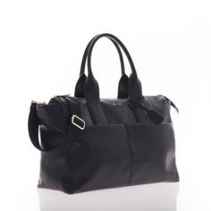 Jem + Bea Jemima Changing bag in black - Mummy & Little Me