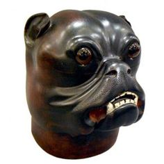 Bulldog Cigar Humidor