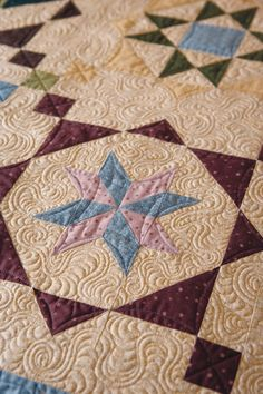How to Pick the Right Quilting Design for Your Quilt - Quilting Tutorial from ConnectingThreads.com