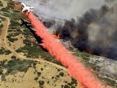 California Firefighting Aircraft Ready To Battle Wildfires Weeks Ahead Of Normal - CBS San Francisco