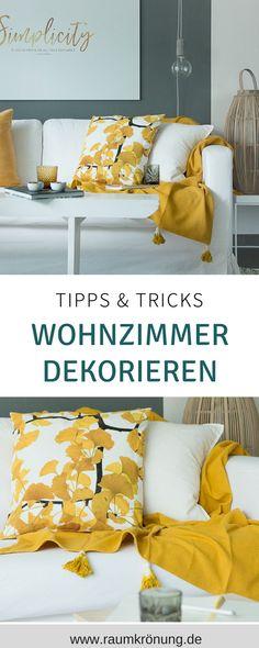 Raumkrönung Wohnen Homestaging (raumkroenung) Pinterest\u0027te