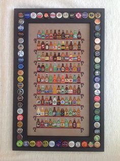 99 Bottles of Beer by Ink Circles - stitched by MuskokaLynn