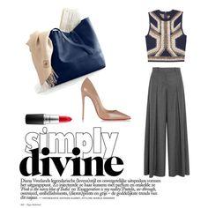 Simply Elegant Diana Vreeland, Fashion Sets, Pastels, Diva, Elegant, Polyvore, Prints, Image, Classy