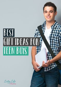 If you've been wracking your brain for the best gift ideas for teen boys, look no further than these awesome suggestions! Gift giving has never been easier! Your teen will love these gift ideas. Diy Gifts For Dad, Gifts For Teens, Gifts For Teen Boys, Parenting Teens, Parenting Advice, Activities For Teens, Therapy Activities, Raising Boys, Parent Gifts
