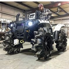 Time to upgrade the Sportsman! Quad Bike, Four Wheelers, Polaris Ranger, Buggy, Futuristic Cars, Dirtbikes, Motocross, Cars And Motorcycles, Offroad