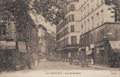 #photo #histoire Rue Oberkampf vers 1900 (2) #PEAV #Paris11 @Menilmuche @HistoricalPics @ParisHistorique