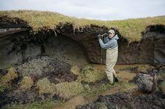 Carbon potential of Alaska lands #Geology #GeologyPage