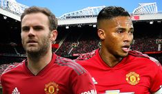 Man United have a lot of players with contracts running out this summer, and a serious shake-up of the playing squad is already on the cards. John Peter, Old Trafford, Man United, Football Soccer, Manchester United, Premier League, Valencia, Shake, Finals