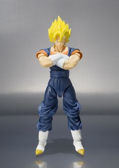Tamashii Nations S.H.Figuarts SS Vegetto