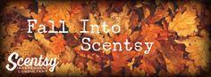Fall into Scentsy cover photo