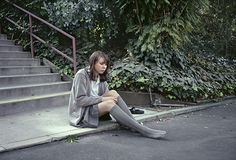 Lise Sarfati / Immaculate series: Christina #04, Ramona Convent Secondary School. Alhambra, CA 2006