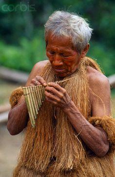 Amazon Basin Indian