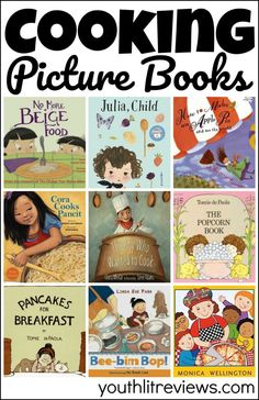 Picture Books about Cooking